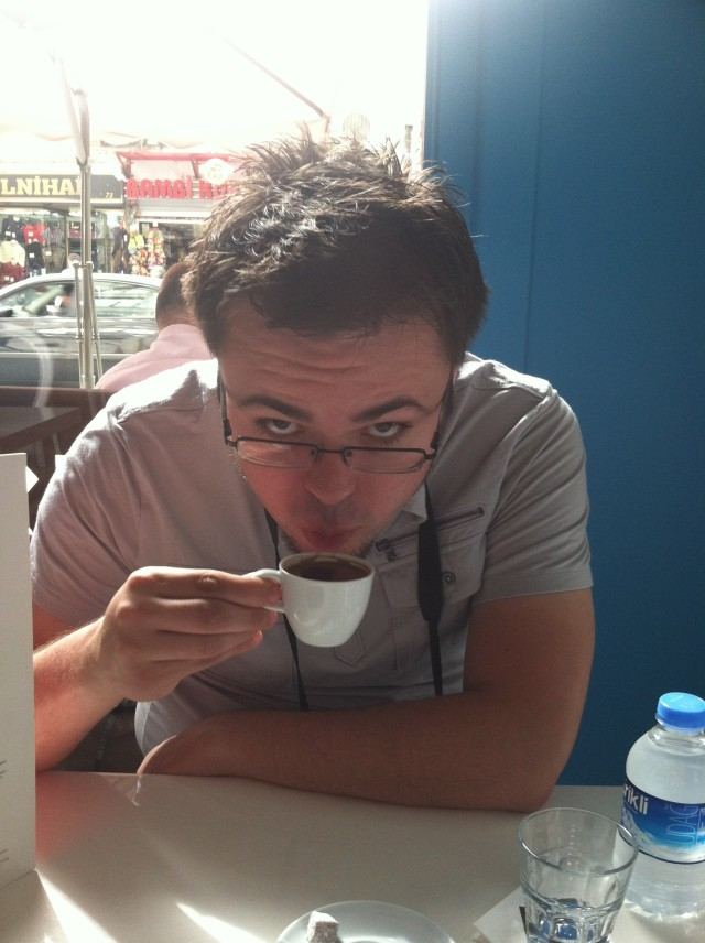 coffee a