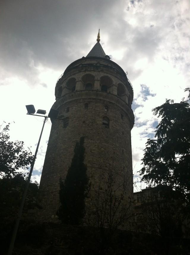 galata tower a