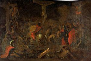 Denver Art Museum_Nicolas Poussin_Crucifixion image